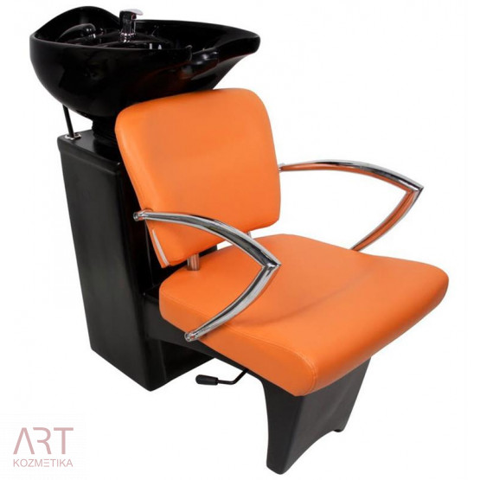 Frizerski umivalnik HairART 2278QZ   oranžen
