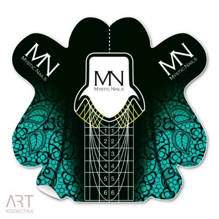 VT - Mystic Nails Form Salon 50pcs