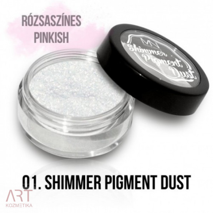 VT - Mystic Nails Shimmer Pigment Dust 01