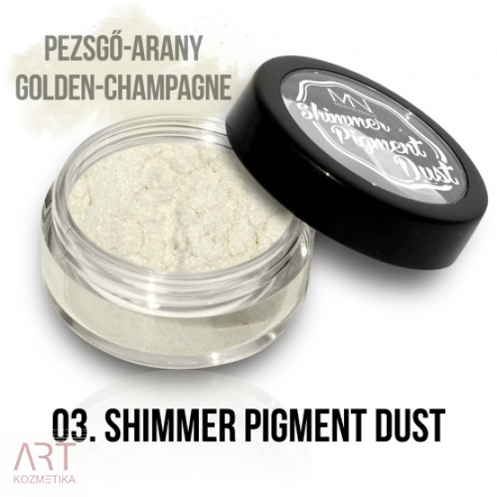 VT - Mystic Nails Shimmer Pigment Dust 03