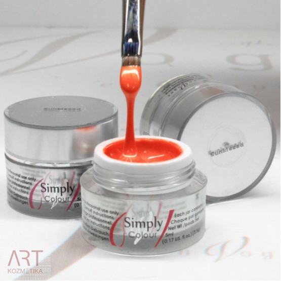 VT - SIMPLY Colour Gel Sunkissed 5ml