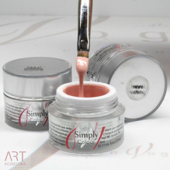 VT - SIMPLY Colour Gel Sweet Nothing 5ml