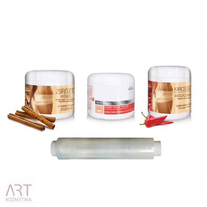 anti-celulitni tretma za domačo uporabo