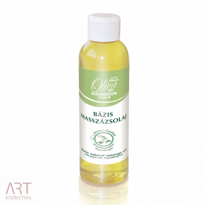 Basic natur masažno olje 250ml