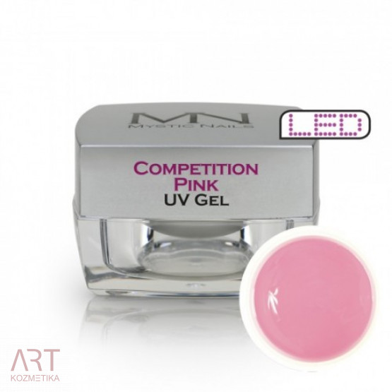 VT - Mystic Nails Classic Competition Pink Gel 50g