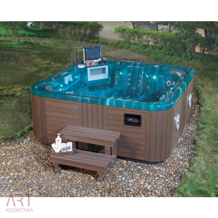 Zunanji SPA masažni bazen   GSPA-03  