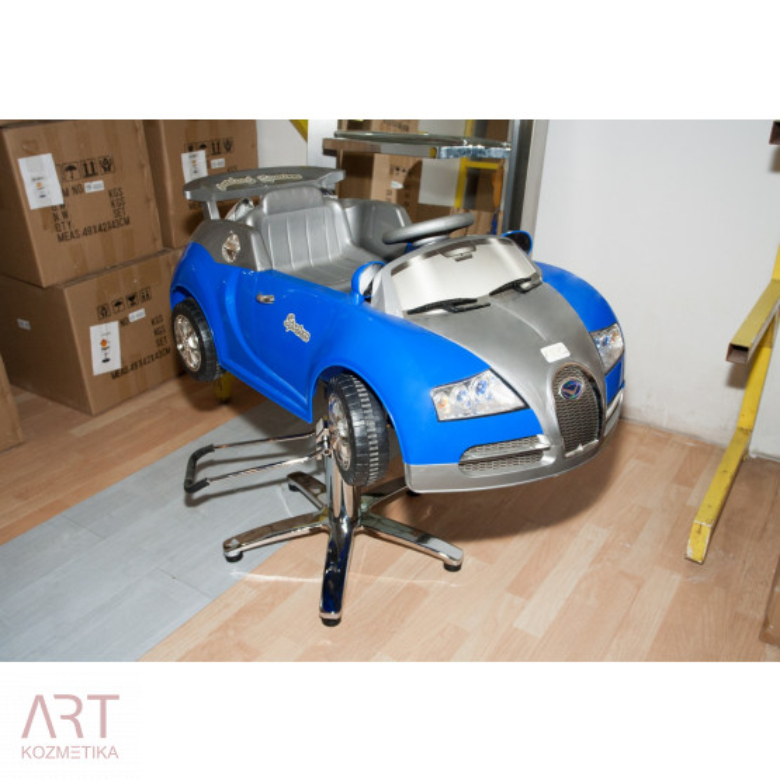 Otroški frizerski stol - avtomobilček Veyron