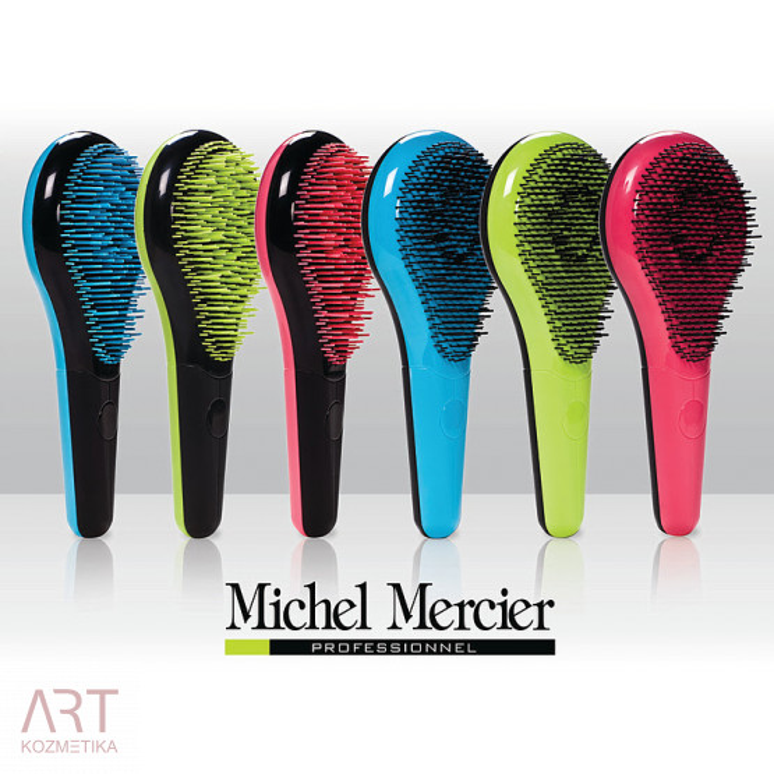 Inovativna krtača za lase Michel Mercier