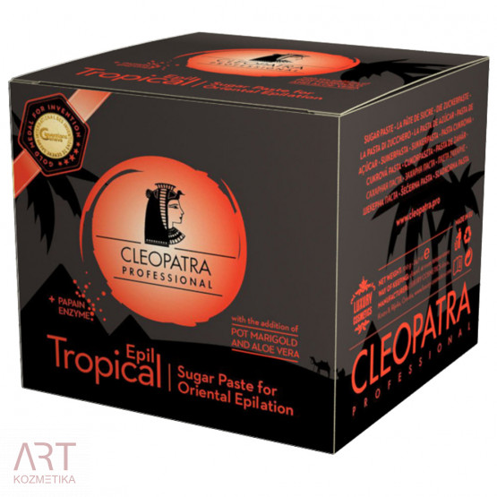 Sladkorna pasta Cleopatra - Tropical Epil 700g