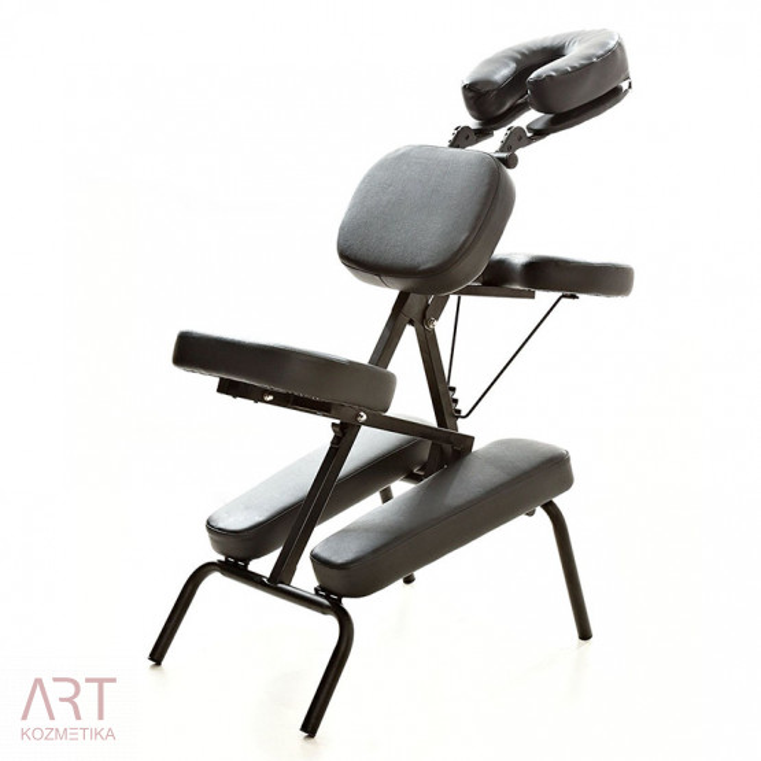 Stol za masažo 3362Bwb - črn ali bel