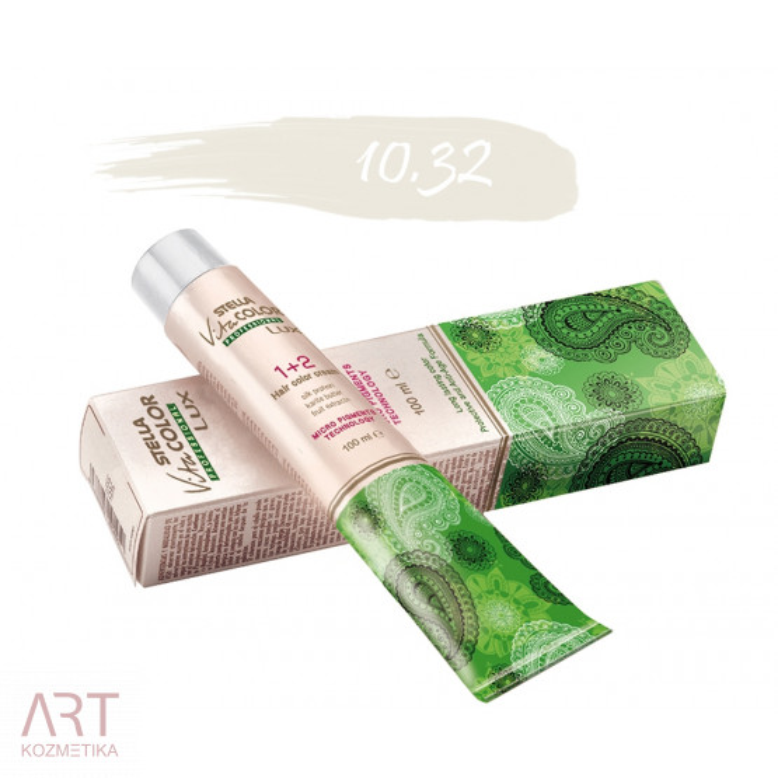 Vita Color Lux profesionalna barva za lase z nizko vsebnostjo amonijaka 100ml | 10.32
