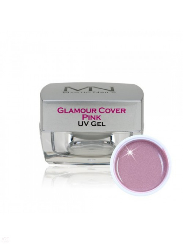 VT - Mystic Nails Classic Glamour Cover pink Gel 15g