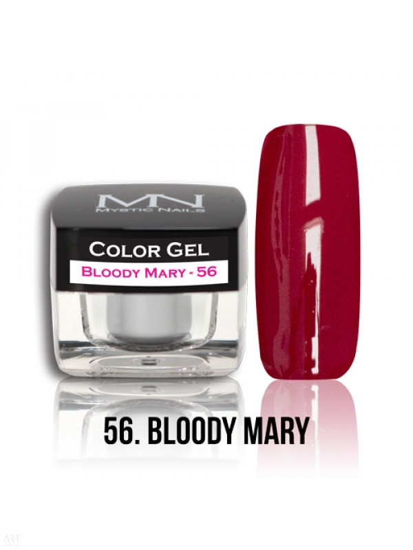 VT - Mystic Nails Color Gel - 56 Bloody Mary