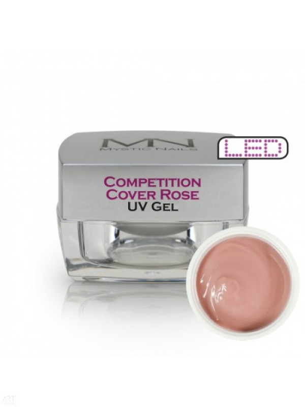 VT - Mystic Nails Classic Competition Cover Rose gel 4g
