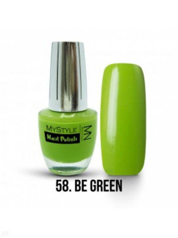 VT - MyStyle 58 - Be green