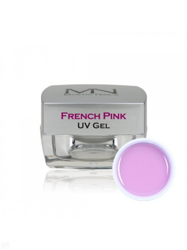 VT - Mystic Nails Classic French pink Gel 15g