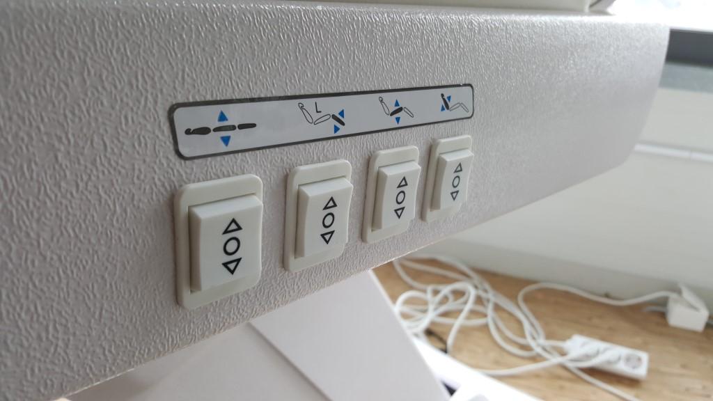 Kontrolna plošča 2235D stranska