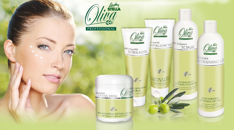 Lady Stella - linija Oliva, naravna kozmetika