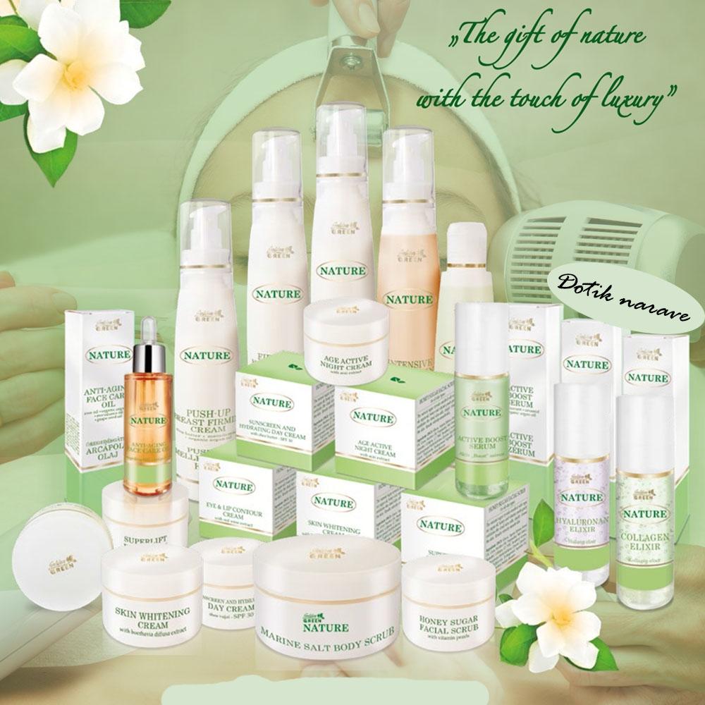 NATURE LINE - naravna kozmetika