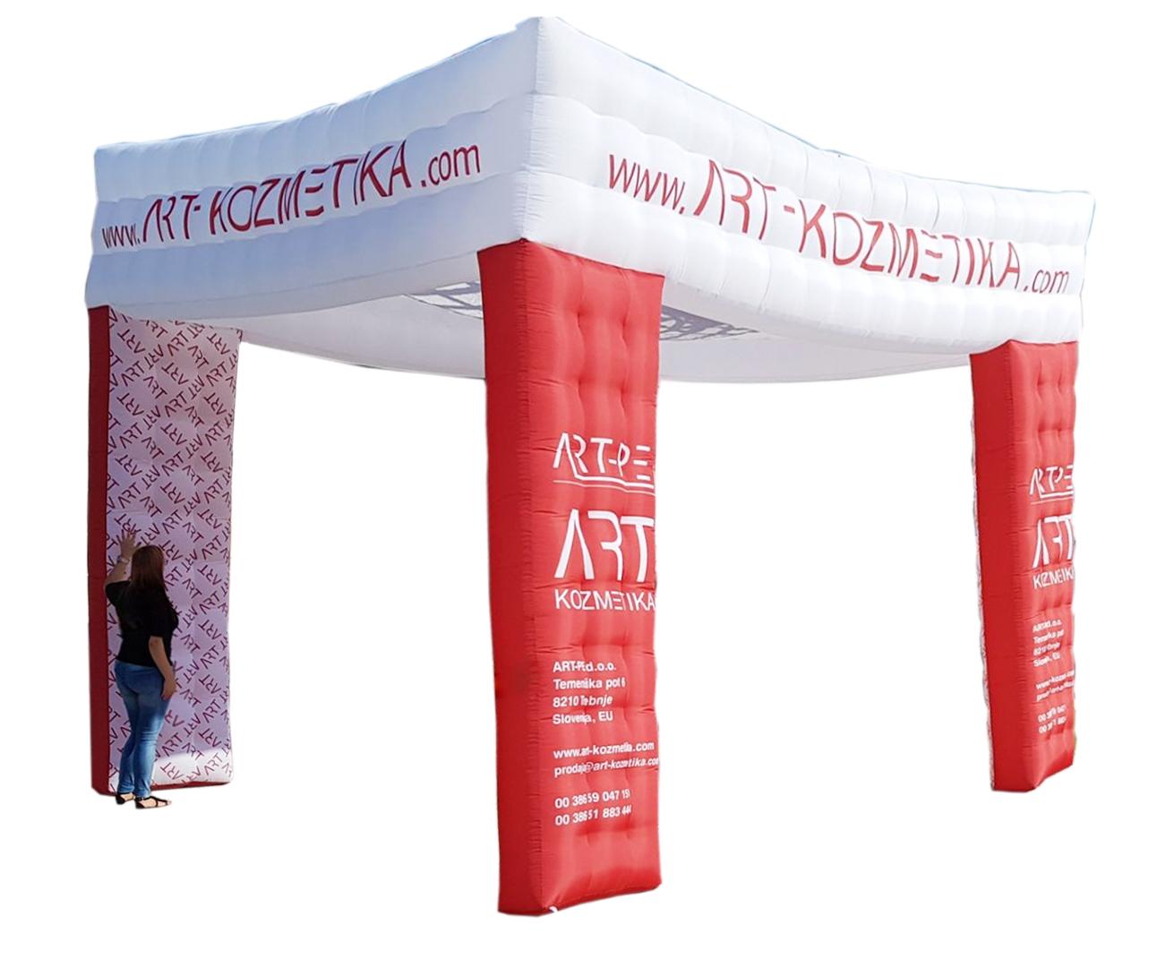Sejemsko-razstavni šotor ART-PE