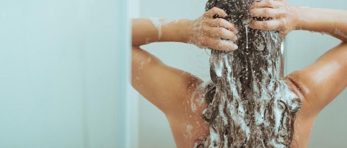 Šampon poleti - nasvet