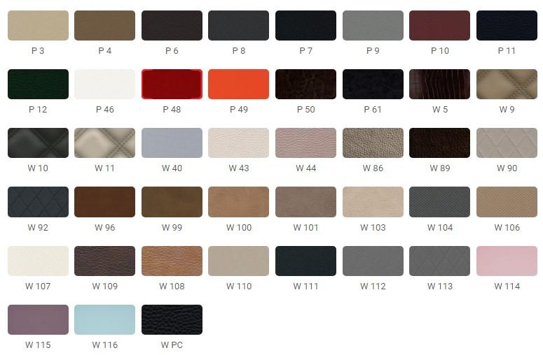 barvna paleta ayala