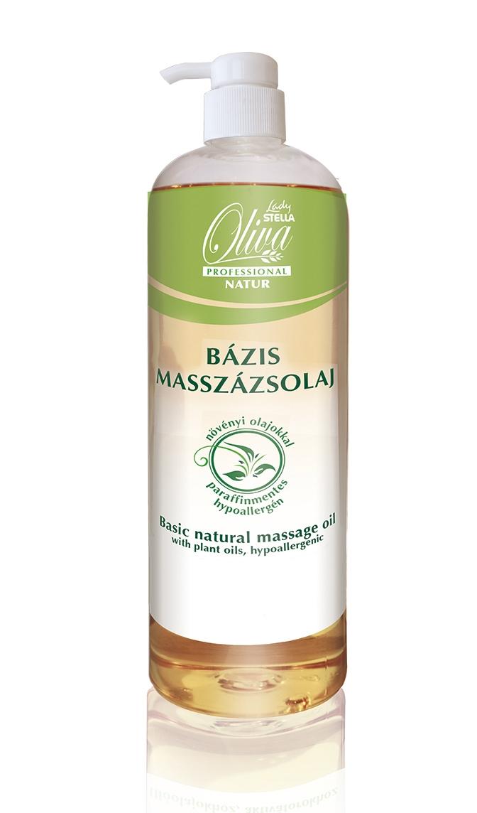 Basic natur masažno olje 1000ml